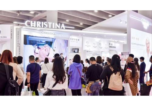 安悦国际高能亮相美博会 开启品牌升级5.0