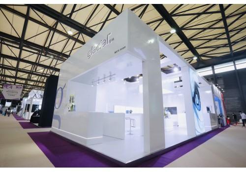 酷雪Glacial Spa™ 参展第26届CBE美博会,以冰息科技™开启冷冻美学时代